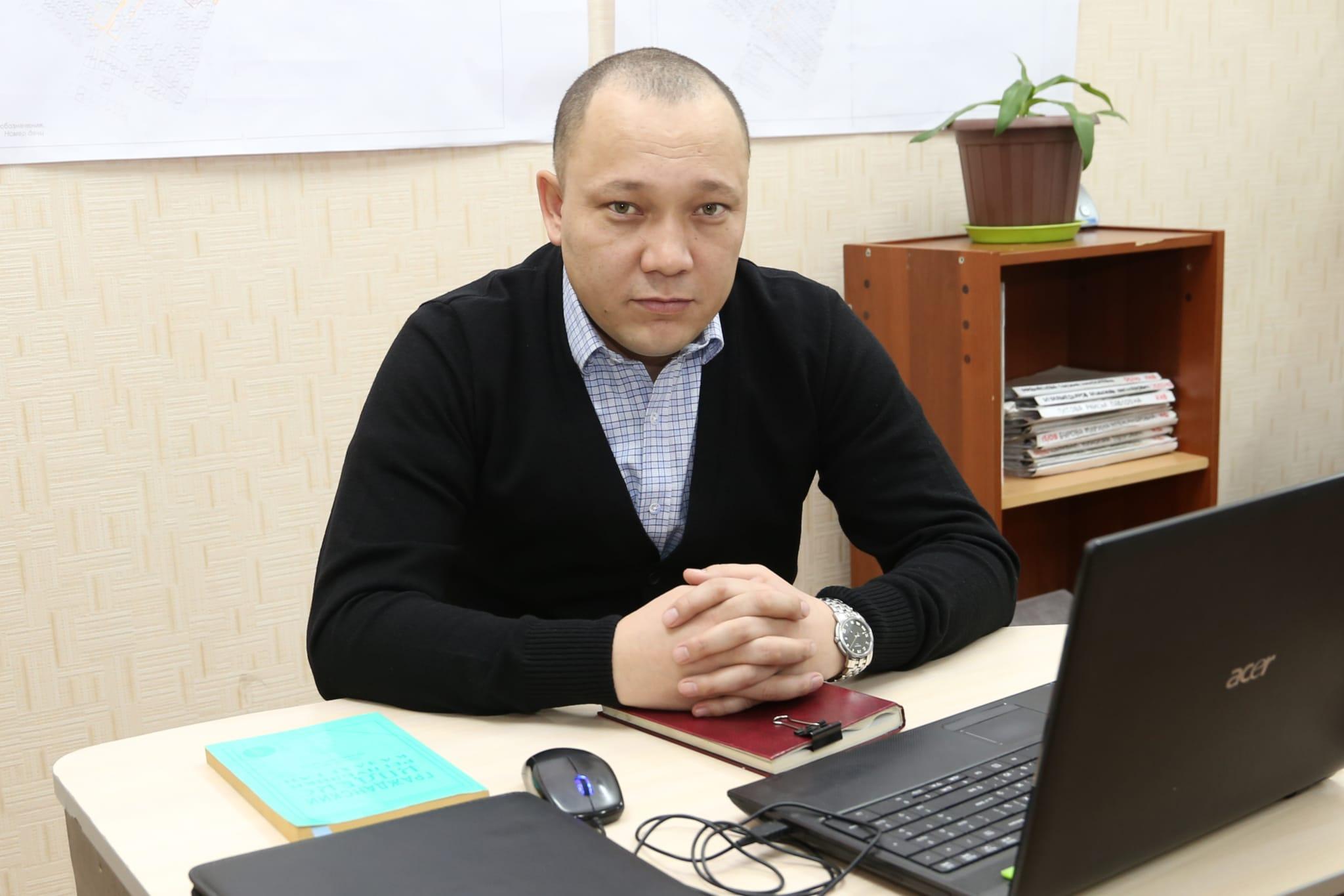 Жаманбаев Алишер