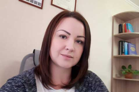 Шестюк Ольга Викторовна